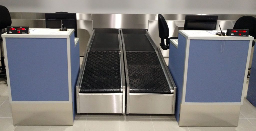 enregistrement des bagages